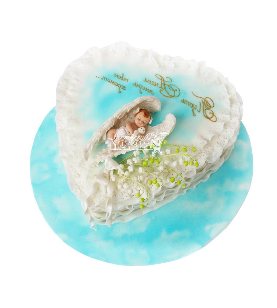 №1968 Детский торт на крещение