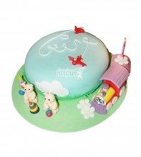 №1974 Детский торт на рождение
