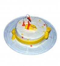 №1975 Детский торт на рождение