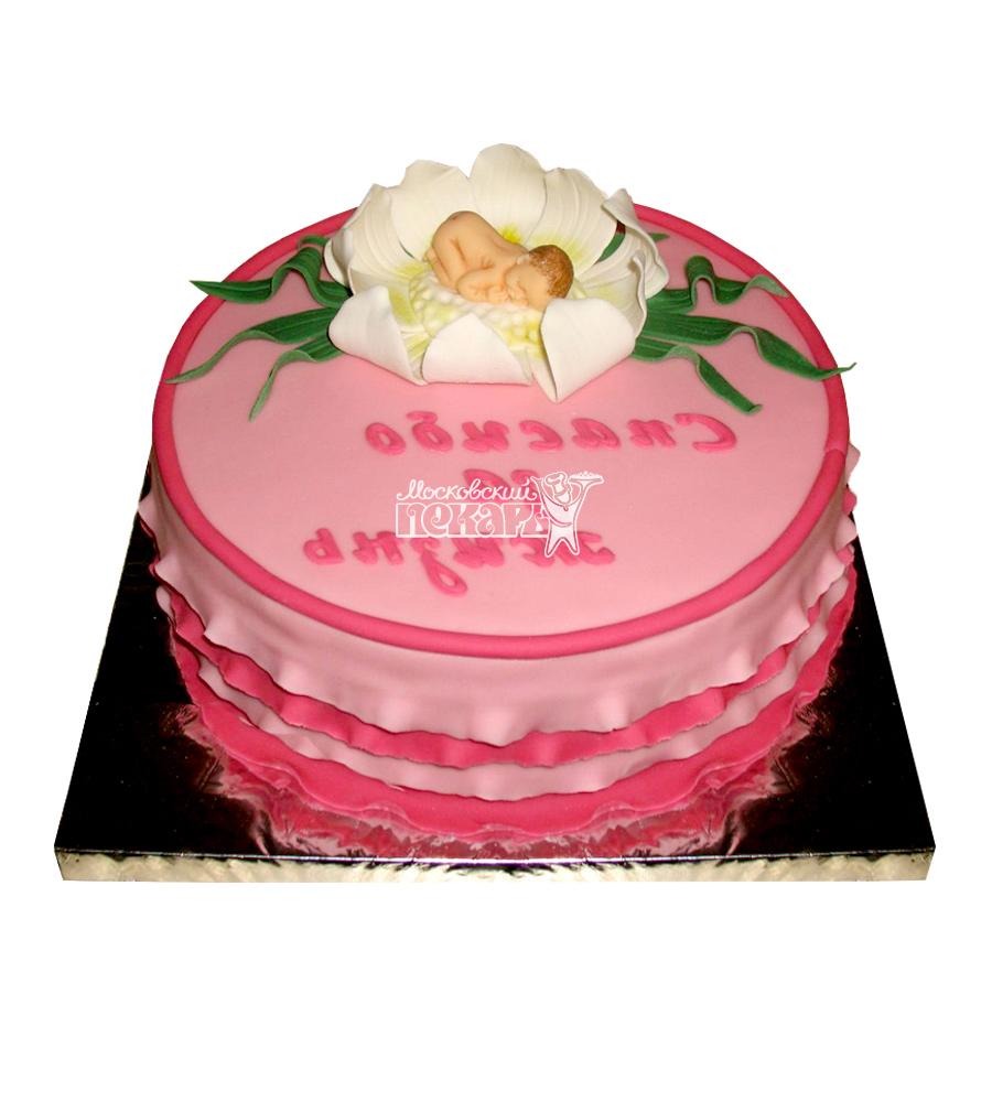 №1976 Детский торт на рождение