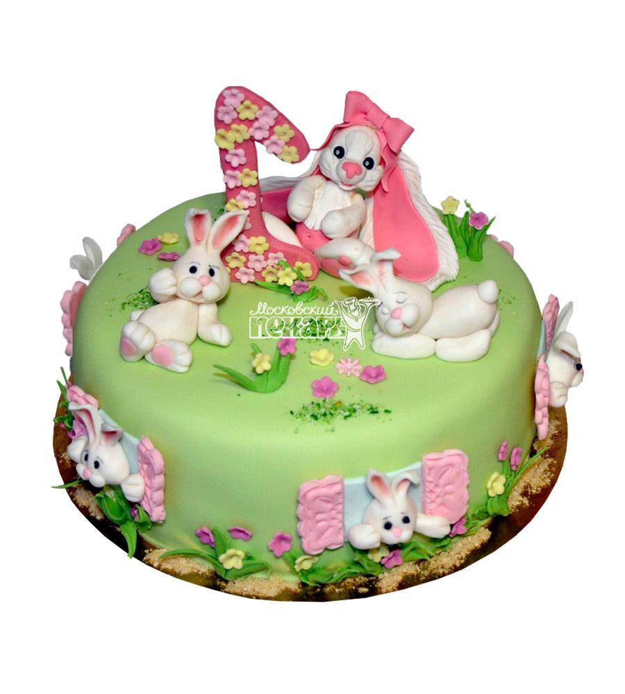 №1977 Детский торт на рождение