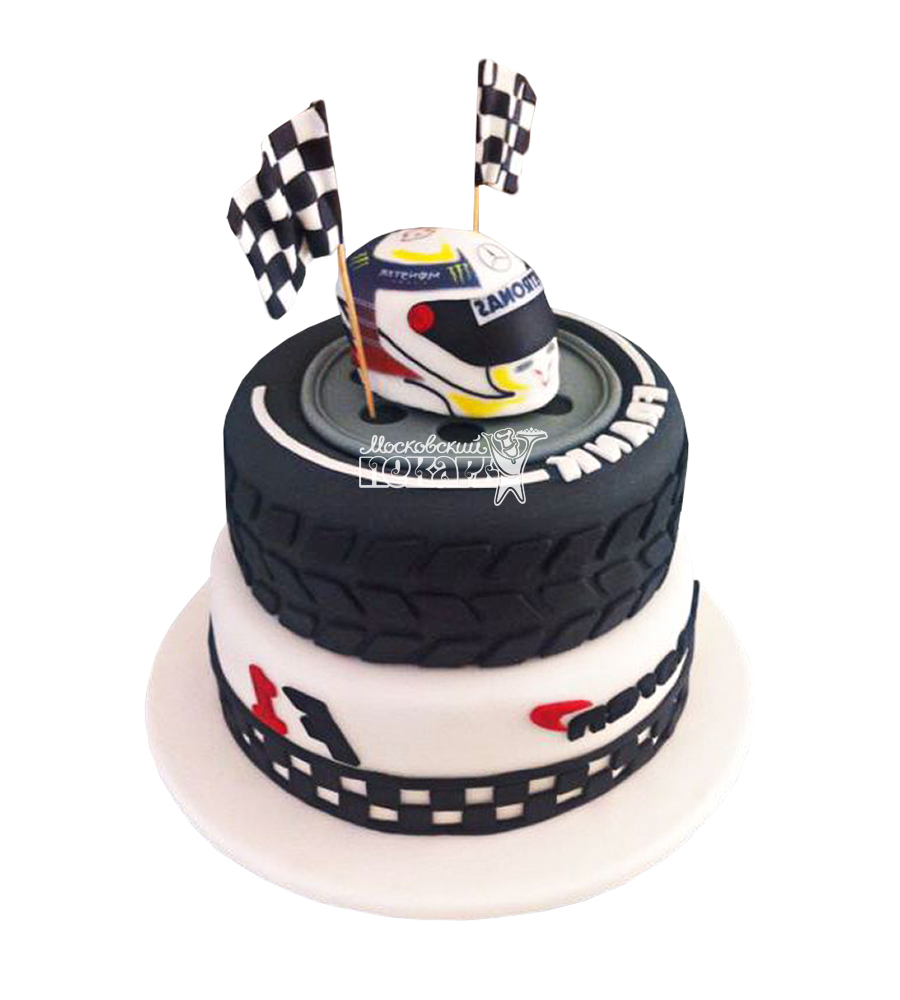 №2050 Торт Формула 1