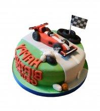 №2051 Торт Формула 1