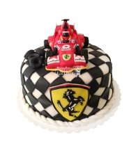 №2052 Торт Формула 1