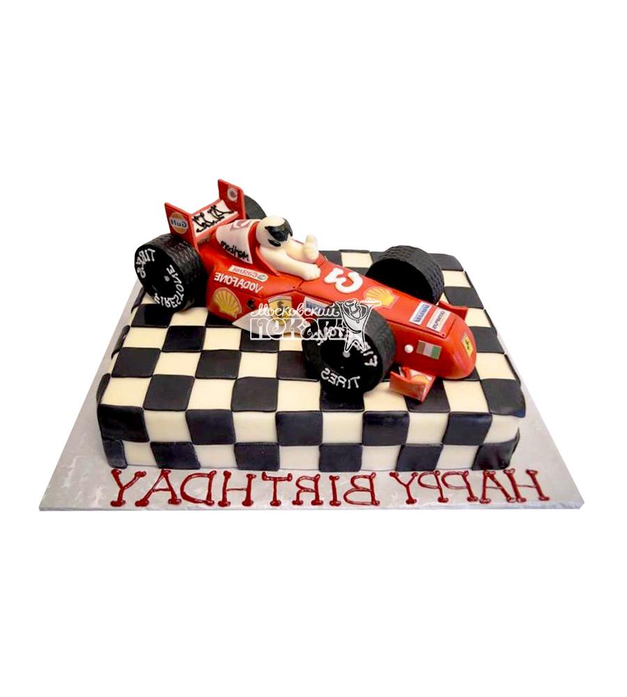 №2053 Торт Формула 1