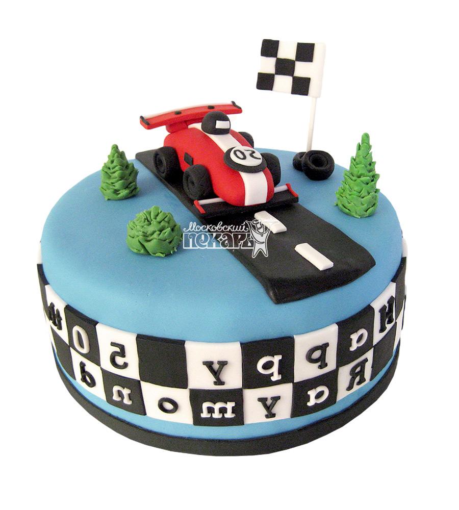 №2054 Торт Формула 1