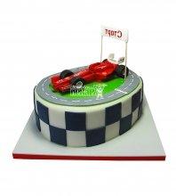 №2055 Торт Формула 1