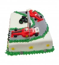 №2056 Торт Формула 1