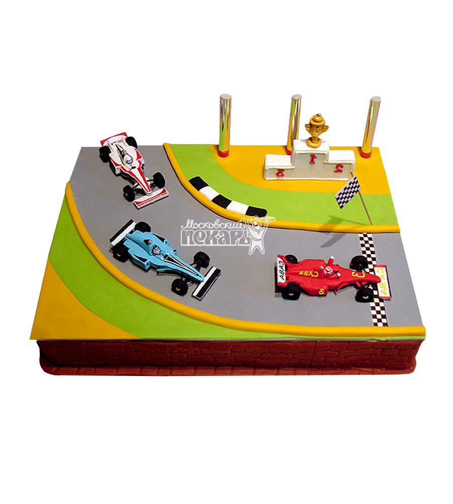 №2057 Торт Формула 1