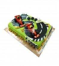 №2058 Торт Формула 1