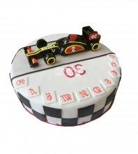 №2059 Торт Формула 1