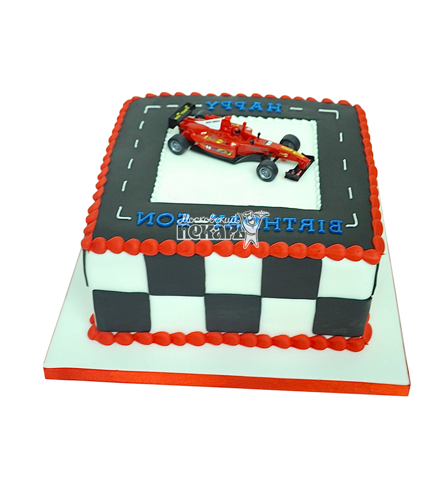 №2060 Торт Формула 1