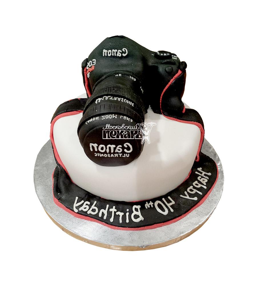 №2063 Торт фотографу (Фотоаппарат)