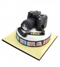 №2067 Торт фотографу (Фотоаппарат)