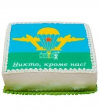 №2100 Торт ВДВ