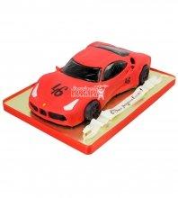 №2102 3D Торт машина