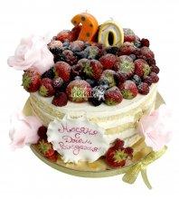 №2110 Торт с ягодами