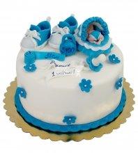 №2111 Детский торт на рождение