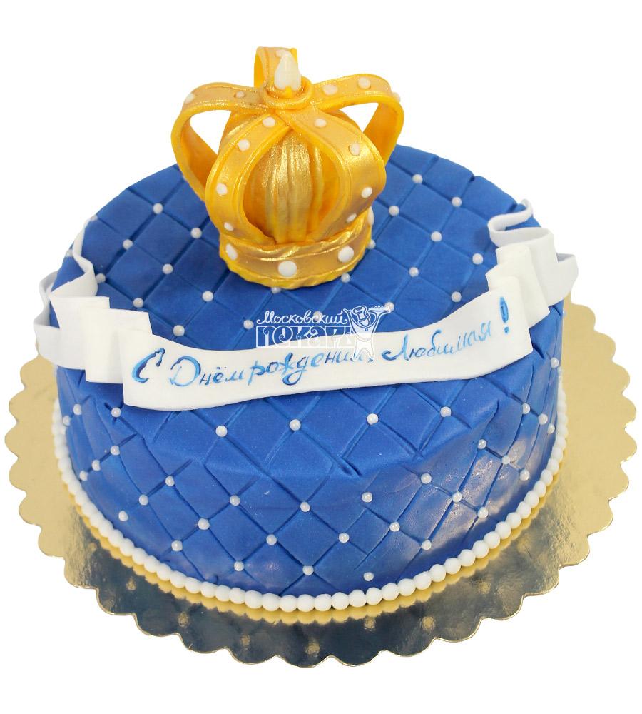 №2131 Торт с короной