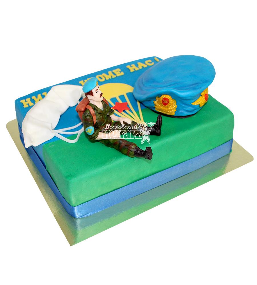 №2133 Торт ВДВ