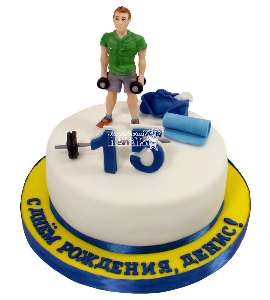 №2137 Торт фитнес