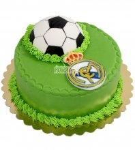 №2143 Торт с мячом