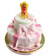 №2147 Детский торт принцесса