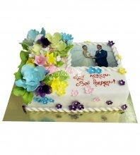 №2151 Торт на годовщину свадьбу
