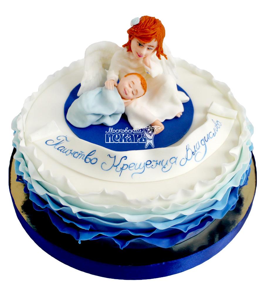 №2154 Детский торт на крещение