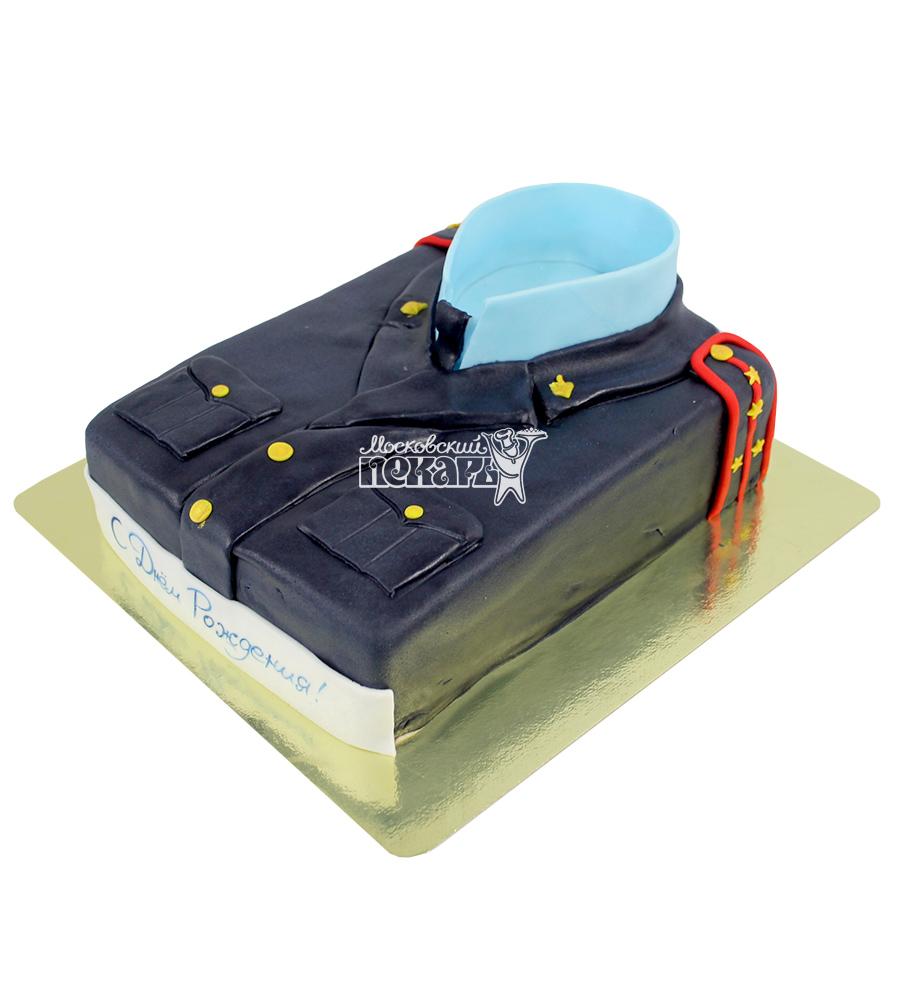 №2178 Торт военная форма