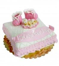 №2188 Детский торт на 1 годик