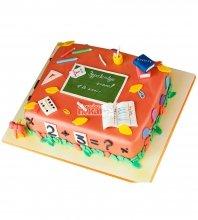 №2191 Торт на 1 сентября