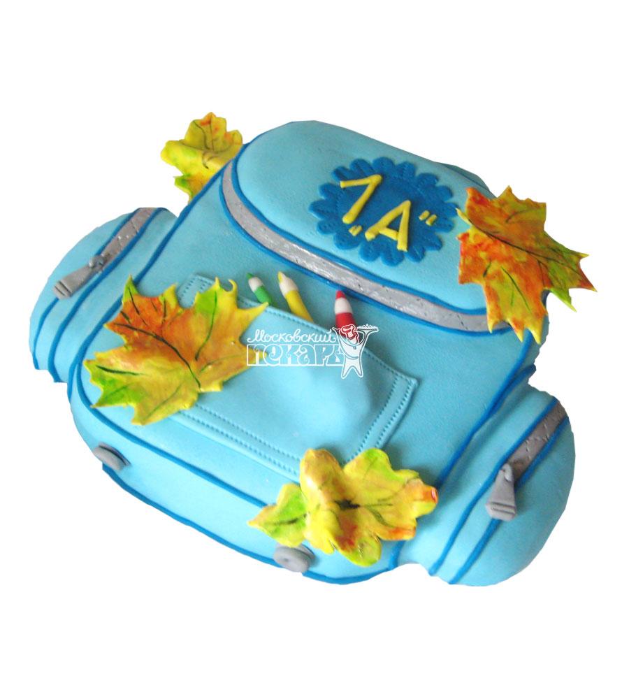 №2195 Торт на 1 сентября