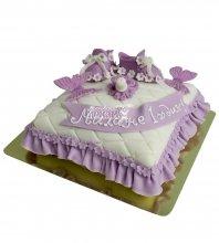 №2210 Детский торт на 1 годик
