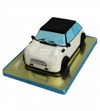 №2226 3D Торт машина