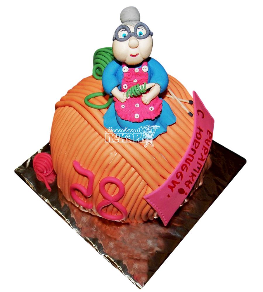 №2252 Торт для бабушки