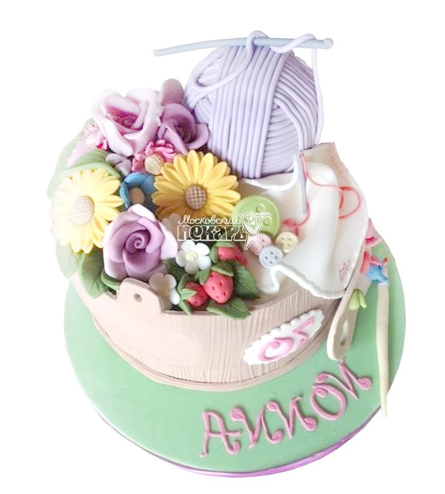 №2253 Торт для бабушки