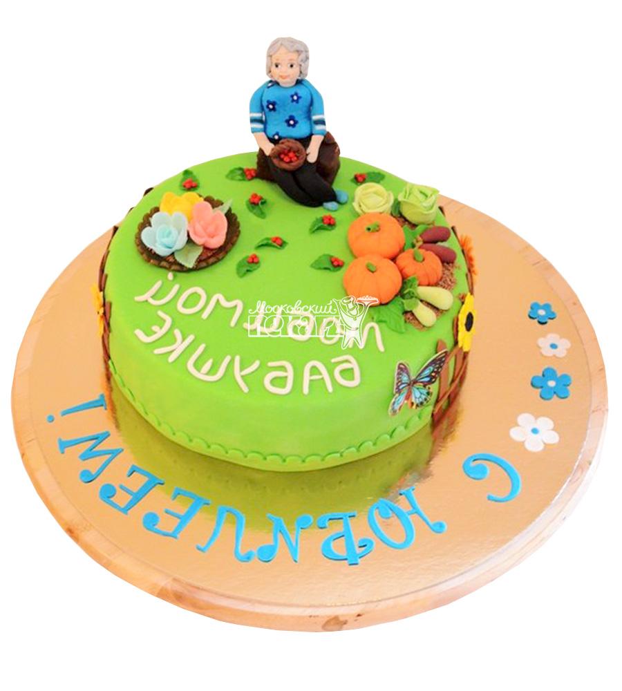№2256 Торт для бабушки