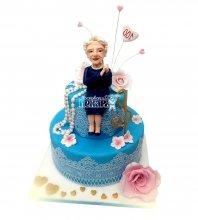 №2257 Торт для бабушки