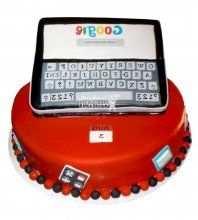 №2267 Торт iPad