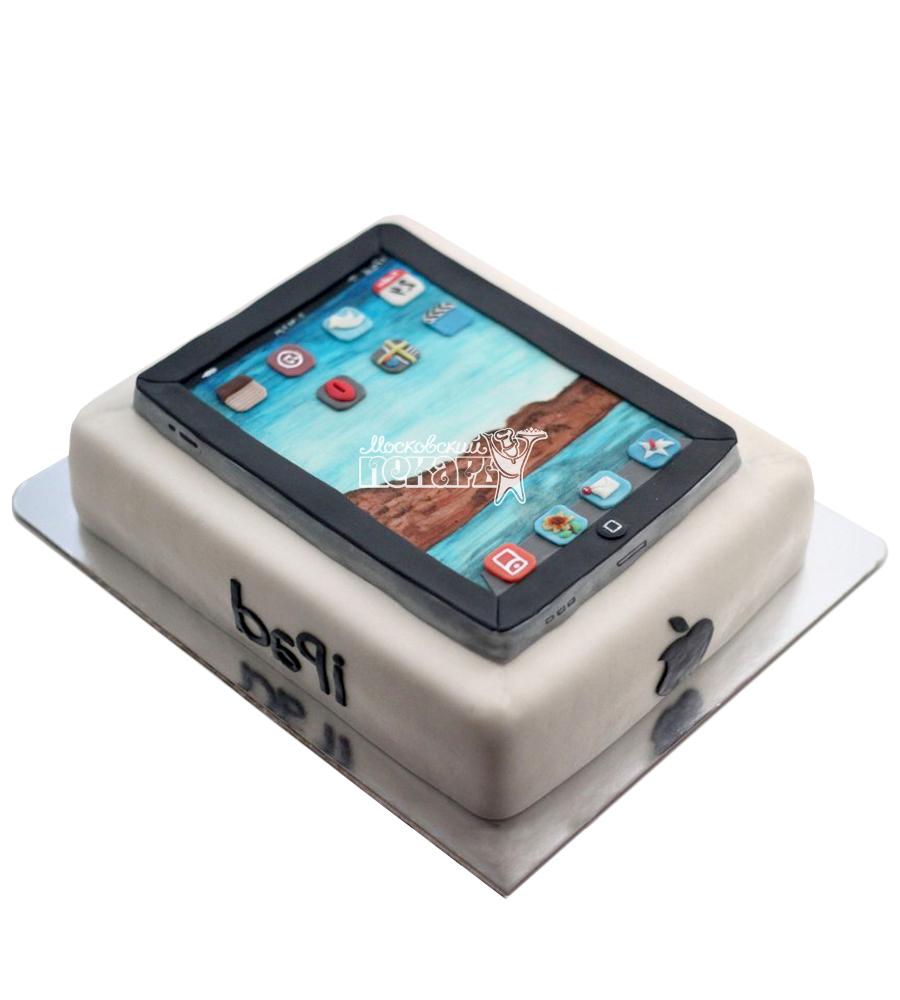 №2268 Торт iPad