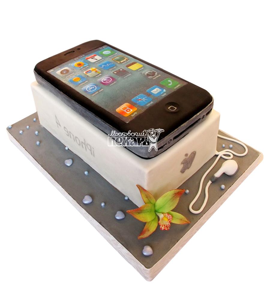 №2276 Торт iPhone