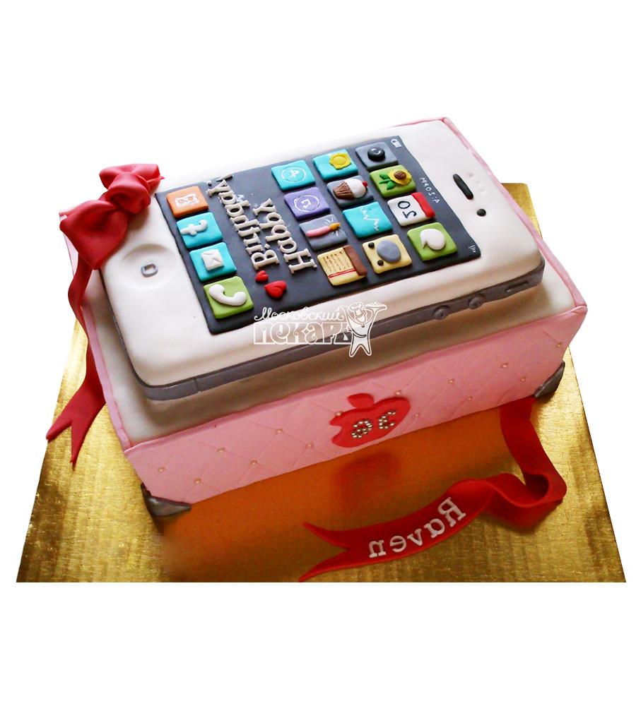 №2279 Торт iPhone