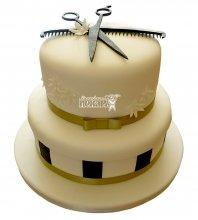 №2287 Торт парикмахеру