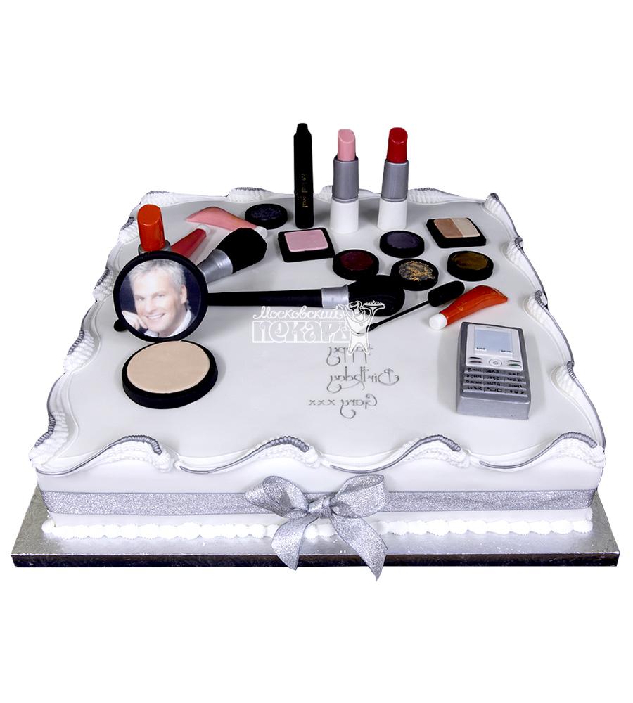 торт для парикмахера фото