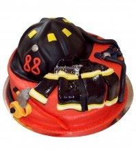 №2299 Торт пожарному
