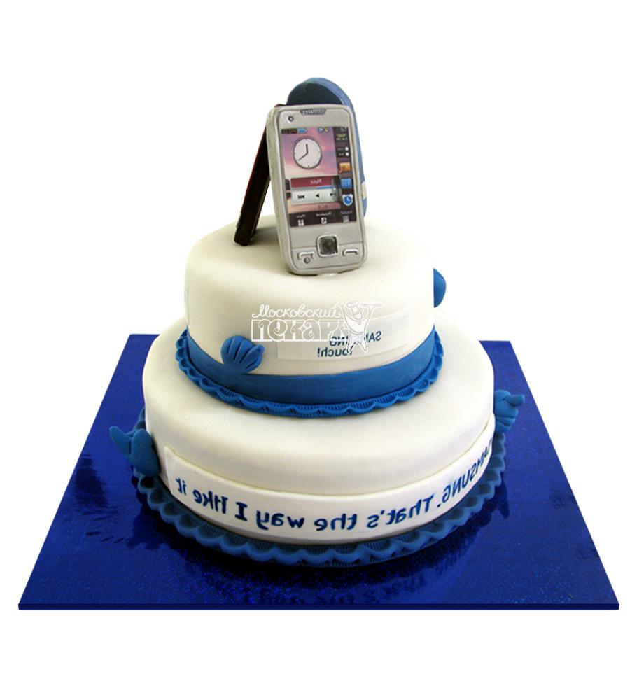 №2315 Торт телефон