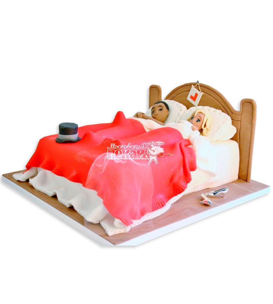 №2330 3D Торт на мальчишник
