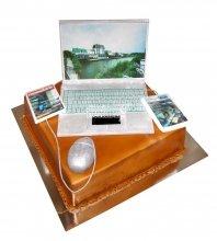 №2343 Торт ноутбук