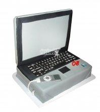 №2346 Торт ноутбук